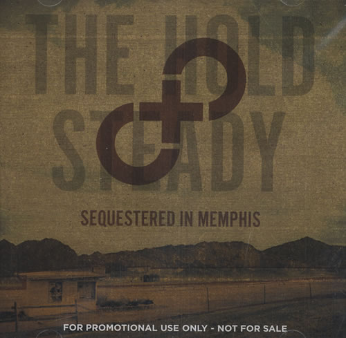 """The Hold Steady Sequestered In Memphis CD single (CD5 / 5"""") US UUIC5SE444103"""