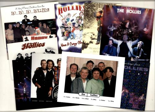 The Hollies Fan Club Bundle memorabilia UK HLLMMFA689442