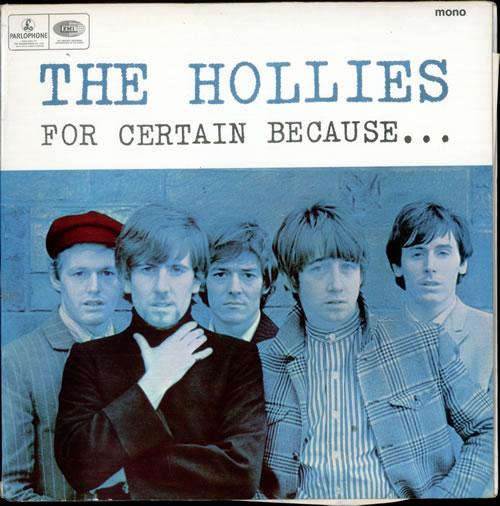 The Hollies For Certain Because... - EX vinyl LP album (LP record) UK HLLLPFO516023