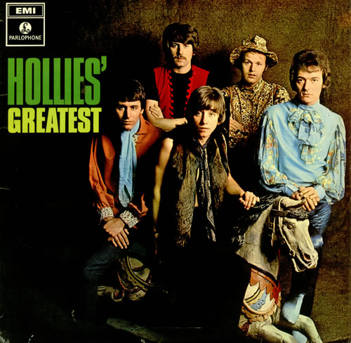 The Hollies Hollies' Greatest - EMI vinyl LP album (LP record) UK HLLLPHO54906