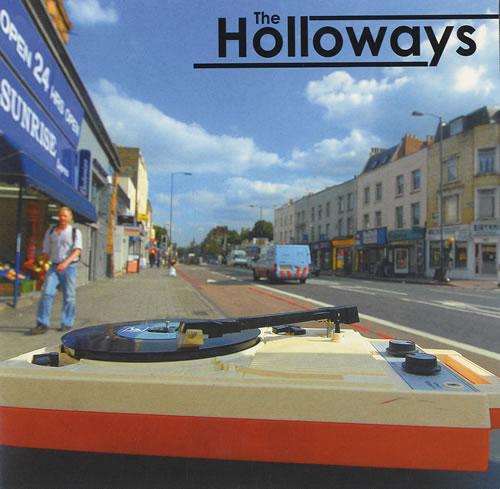 "The Holloways Generator 7"" vinyl single (7 inch record) UK HOY07GE435270"