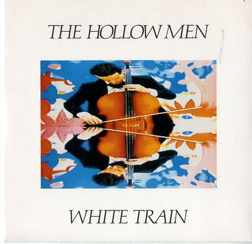 "The Hollow Men White Train 7"" vinyl single (7 inch record) UK HO307WH602047"