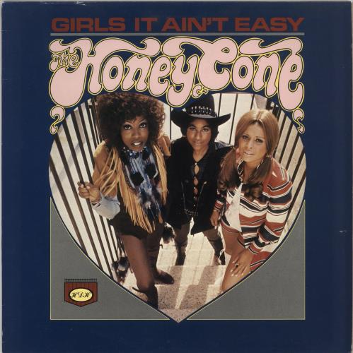 Image result for girl it ain't easy honey cone single images