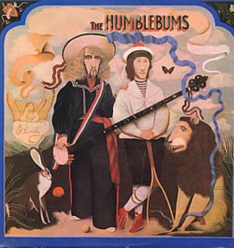The Humblebums The Humblebums vinyl LP album (LP record) UK UHBLPTH258019