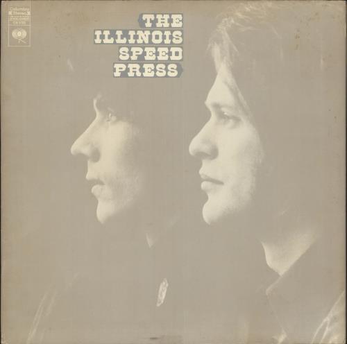 The Illinois Speed Press The Illinois Speed Press vinyl LP album (LP record) US V79LPTH602785