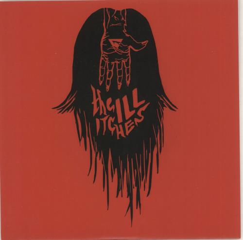 "The ILL Itches Michigan Ave Breakdown - Red Vinyl 7"" vinyl single (7 inch record) US 1HO07MI742407"