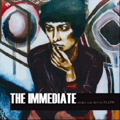 "The Immediate Make Our Devils Flow CD single (CD5 / 5"") UK TJ5C5MA355892"