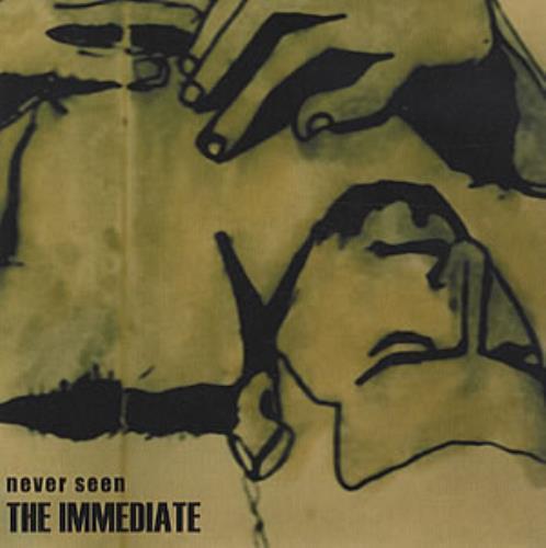 "The Immediate Never Seen 7"" vinyl single (7 inch record) UK TJ507NE318837"