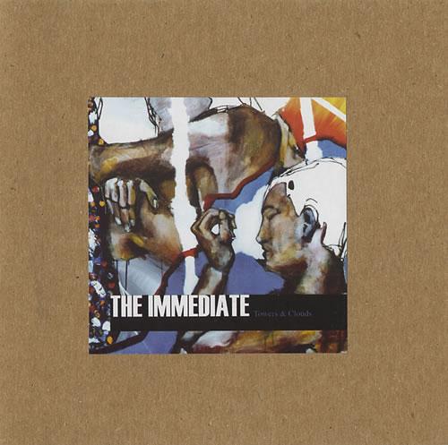 The Immediate Towers & Clouds CD album (CDLP) UK TJ5CDTO440145
