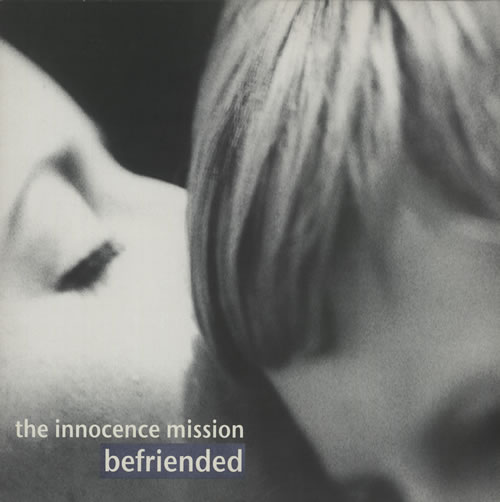 The Innocence Mission Befriended vinyl LP album (LP record) UK INOLPBE571503