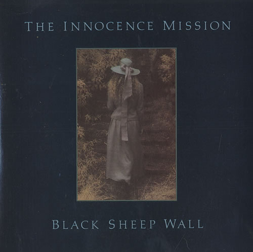 "The Innocence Mission Black Sheep Wall CD single (CD5 / 5"") UK INOC5BL110739"
