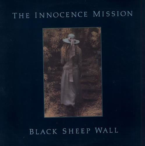 "The Innocence Mission Black Sheep Wall 10"" vinyl single (10"" record) UK INO10BL330727"