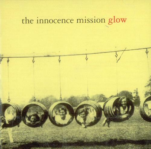 The Innocence Mission Glow CD album (CDLP) US INOCDGL508851