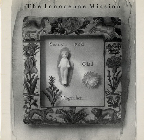 "The Innocence Mission Sorry And Glad Together CD single (CD5 / 5"") US INOC5SO555271"
