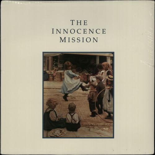 The Innocence Mission The Innocence Mission - Sealed vinyl LP album (LP record) UK INOLPTH574153