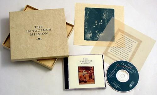 The Innocence Mission The Innocence Mission CD Album Box Set US INODXTH410271