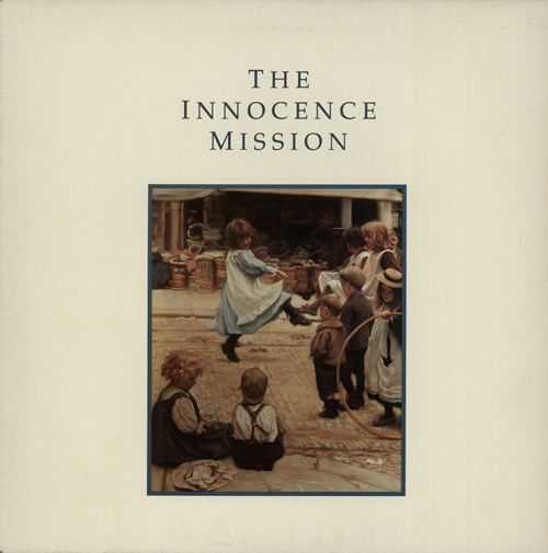 The Innocence Mission The Innocence Mission vinyl LP album (LP record) UK INOLPTH578940