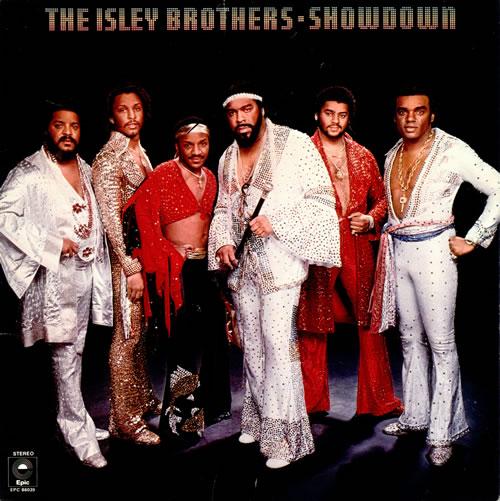 The Isley Brothers Showdown Uk Vinyl Lp Album Lp Record