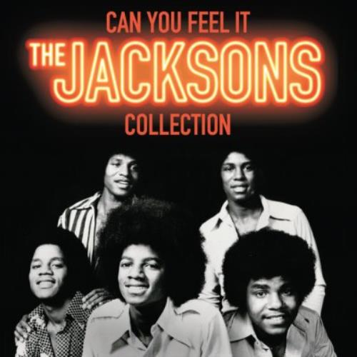 The Jackson Five Can You Feel It: Collection CD album (CDLP) UK JKSCDCA462221