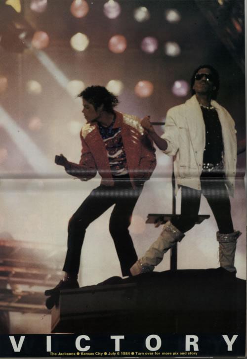 The Jackson Five Record Mirror magazine UK JKSMARE607935