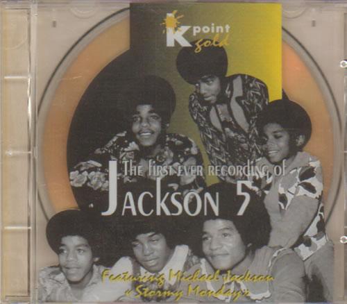 The Jackson Five The First Ever Recording Of Jackson 5 (Stormy Monday) CD album (CDLP) Czech JKSCDTH638225