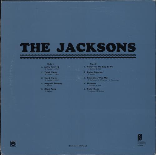 The Jackson Five The Jacksons - EX picture disc LP (vinyl picture disc album) US JKSPDTH767191