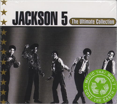 Ultimate Collection Jackson 5: The Jackson Five The Ultimate Collection Australian CD