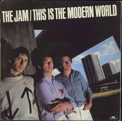 The Jam In The City / This Is The Modern World - VG 2-LP vinyl record set (Double Album) UK JAM2LIN772565
