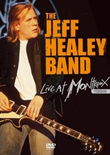 The Jeff Healey Band Live At Montreux 1999 UK DVD (322831)