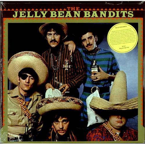 The Jelly Bean Bandits The Jelly Bean Bandits vinyl LP album (LP record) UK JL8LPTH415989