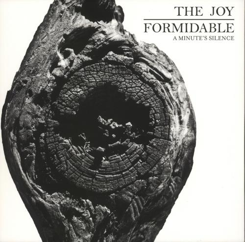 "The Joy Formidable A Minute's Silence 12"" vinyl single (12 inch record / Maxi-single) UK T7512AM742249"