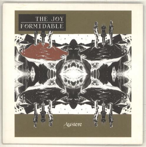 "The Joy Formidable Austere 7"" vinyl single (7 inch record) UK T7507AU577543"