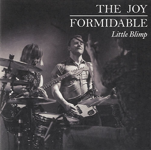 The Joy Formidable Little Blimp CD-R acetate UK T75CRLI617576