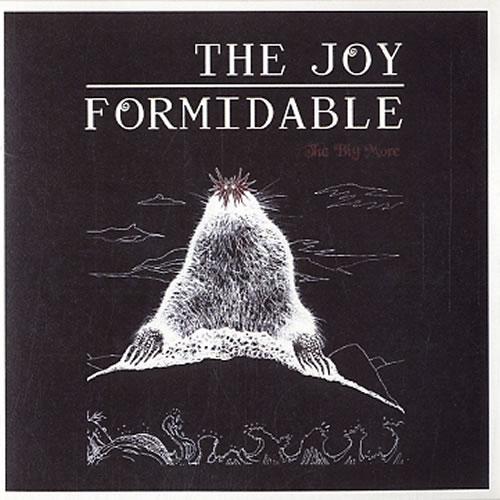 "The Joy Formidable The Big More CD single (CD5 / 5"") UK T75C5TH617574"