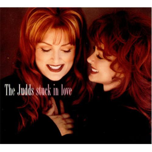 "The Judds Stuck In Love CD single (CD5 / 5"") US JDDC5ST209728"