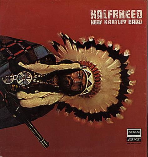 Halfbreed : Keef Hartley | HMV&BOOKS online - ECLEC2050