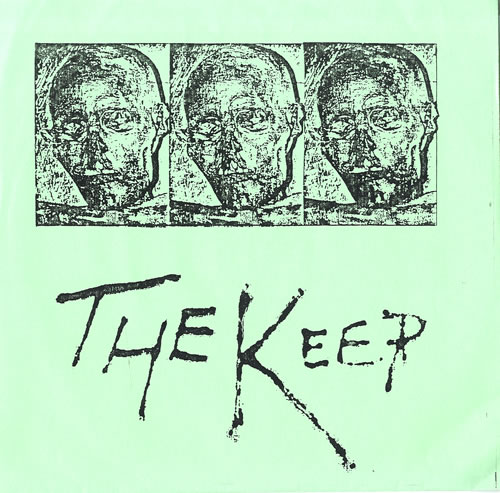 "The Keep The Keep 7"" vinyl single (7 inch record) US VKF07TH559449"