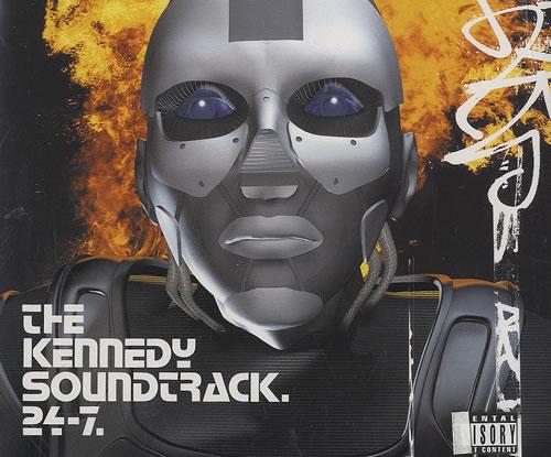 "The Kennedy Soundtrack 24-7 - Twenty Four Seven CD single (CD5 / 5"") UK T-XC5TW491766"
