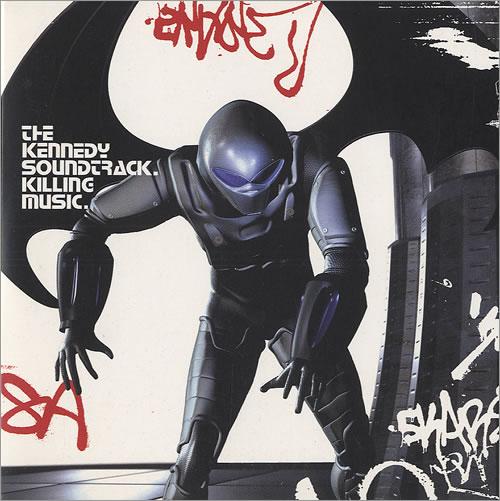 """The Kennedy Soundtrack Killing Music CD single (CD5 / 5"""") UK T-XC5KI484747"""