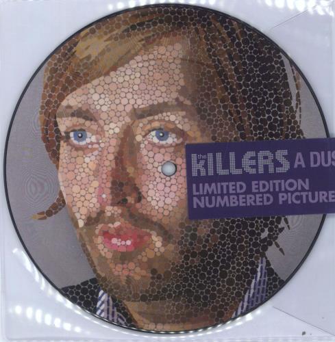 The Killers A Dustland Fairytale Uk 7 Quot Vinyl Picture Disc