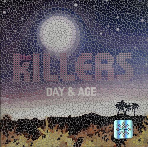 The Killers Day & Age CD album (CDLP) UK TKICDDA453261