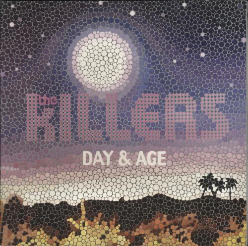 The Killers Day & Age vinyl LP album (LP record) UK TKILPDA722241