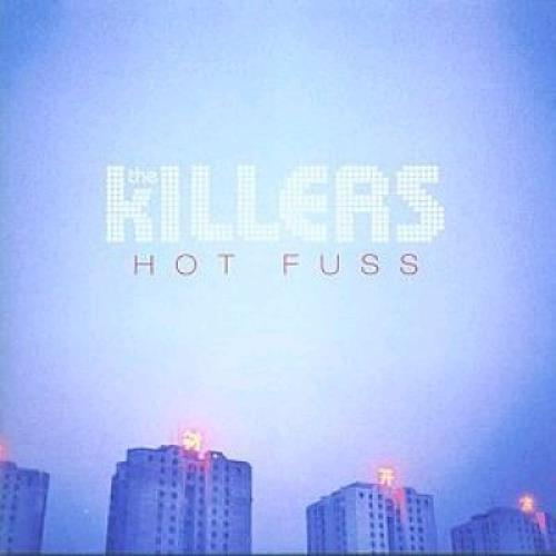 The Killers Hot Fuss CD album (CDLP) UK TKICDHO340288
