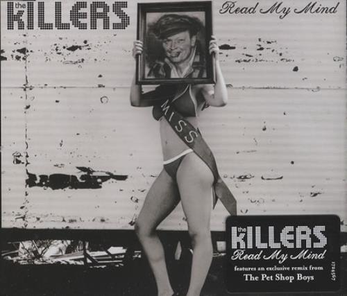 "The Killers Read My Mind CD single (CD5 / 5"") UK TKIC5RE388204"