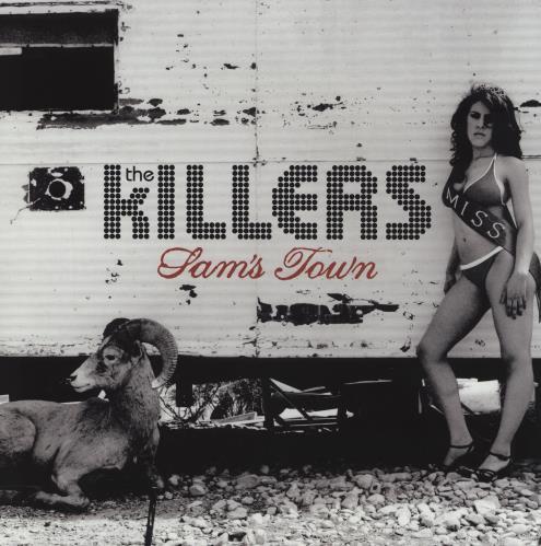 The Killers Sam's Town - 180gm vinyl LP album (LP record) UK TKILPSA755056