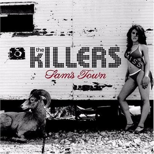 The Killers Sam's Town CD album (CDLP) UK TKICDSA371666