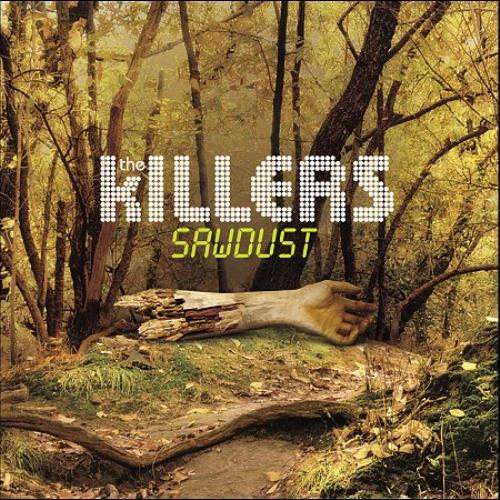 The Killers Sawdust CD album (CDLP) UK TKICDSA419016