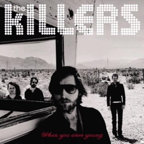 """The Killers When You Were Young CD single (CD5 / 5"""") UK TKIC5WH369326"""