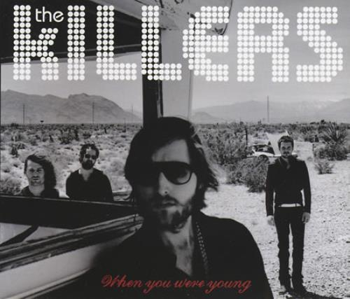 """The Killers When You Were Young CD single (CD5 / 5"""") UK TKIC5WH393351"""