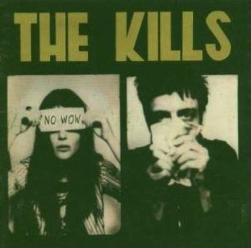 The Kills No Wow CD album (CDLP) UK T/KCDNO394253
